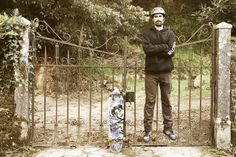 Welcome to the team – Jorge Pernes! | Lush Longboards - Live..Skate..Travel