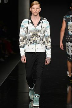 John Richmond Men's RTW Spring 2015 - Slideshow