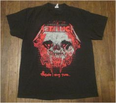 Metallica Wherever I may roam shirt Concert Tour Shirt  FREE SHIPPING