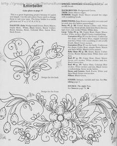 Bauermalerei Scottie's №5 - senia One Stroke - Álbumes web de Picasa