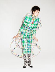 Vogue Ukraine June 2013 #thom browne