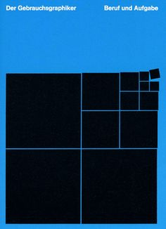 Anton Stankowski for BDG 1959. From Visual Presentation of Invisible Process.
