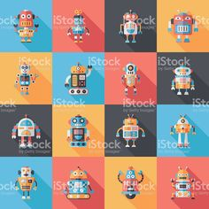 robot and artificial intelligence icons set royalty-free stock vector art Air Space, Artificial Intelligence, Free Vector Art, Icon Set, Robot, Royalty, Illustration, Royals, Illustrations