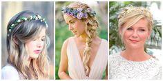 flores en el cabello - Buscar con Google