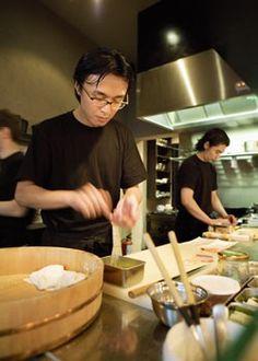 Tomoyasu Kamo, Japans restaurant in Brussel