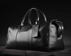 Brooklyn Nets x adidas Originals - Leather Duffle Bag