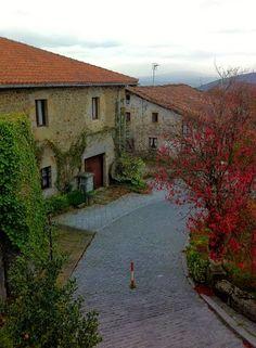 Caserios  Bizkaia