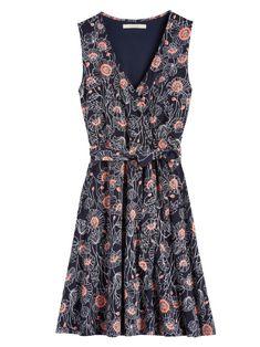 May 2016 Stitch Fix 41Hawthorn Creswell Faux Wrap Jersey Dress https://www.stitchfix.com/referral/4371189 #StitchFix #41Hawthorn