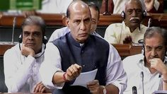 Rajnath Singh Trending on TrendsToday App #Twitter (India) Lok Sabha adjourned again for 40 minutes till 4 pm over CPI(M) member's charge against Home Minister Rajnath Singh. #LokSabha #CPI(M) #HomeMinister #RajnathSingh Visit TrendsToday.co for App