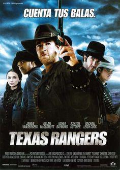 "Texas Rangers (2001) ""Texas Rangers"" de Steve Miner - tt0193560"