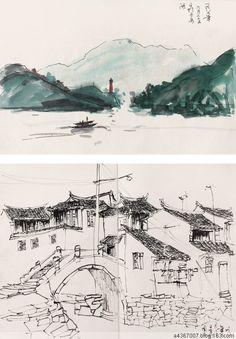 吴冠中/Wu Guanzhong