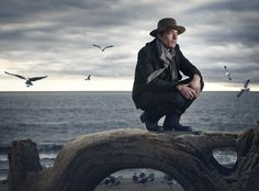 'Celebrities: Collaborations with Paul Mobley - Jakob Dylan' by Mike Campau