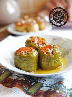 Etli Biber Dolması – Mutfak Sırları –  Pratik Yemek Tarifleri