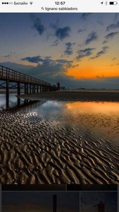 Spiaggia di Lignano Sabbiadoro - Strand
