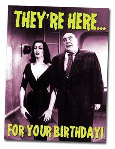 Verjaardagskaart b filmposter van alternatehistories op Etsy