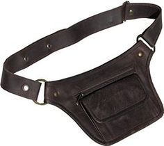 Cheap One Leaf Leather Travel Belt Money Belt - Everest XVI sale