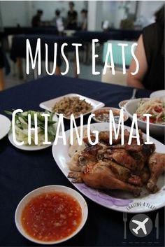 Must Eats Chiang Mai