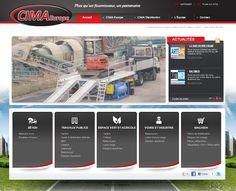 CIMA Europe, matériel pour le btp et l'industrie