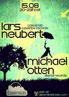 Thursday 15th Aug. 8.00pm (CET) – BERLIN ESSENTIALS exclusive Radio Show pres. LARS NEUBERT & KAOTEE