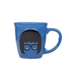 Are you a smart, strong, sensual woman? If you are, or if you love someone who is, celebrate the Tina Belcher in your life with this Bob's Burgers Tin. Bob's Burgers Merchandise, Tina Belcher, Bobs Burgers, Coffee Cups, Mugs, Tableware, Kitchen Items, Tv, Fries