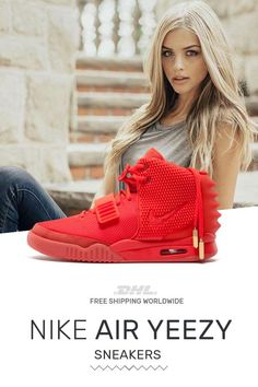 863935df3e579 How to get original Nike Air Yeezy PS Red October at online shop