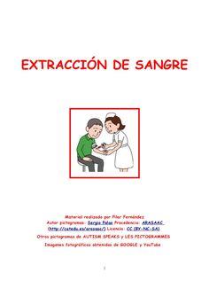 Extracción de sangre (Historia social para niños con autismo)