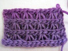 Triplets Scarf: Master the Triplets Cluster - Inside Interweave Crochet - Blogs - Crochet Me