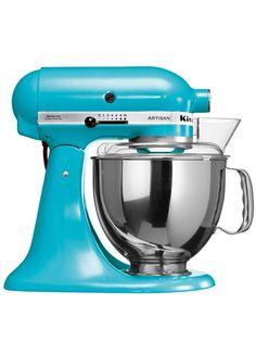 kitchenaid artisan crystal blue food mixer - Kitchenaid Kuchenmaschine Artisan Weis 5ksm150psewh
