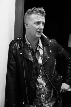 "amused-itself-to-death: "" josh homme """
