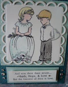 Door County Wedding Stamps