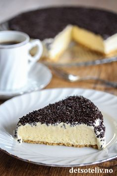 Softiskake | Det søte liv Tiramisu, Cheesecake, Sweets, Baking, Eat, Ethnic Recipes, Desserts, Food, Tailgate Desserts