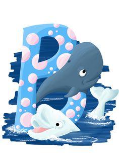 Abécédaire : B comme Baleine