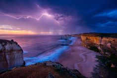 Lightning by Elvis Fang on 500px
