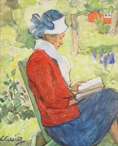 ✉ Biblio Beauties ✉ paintings of women reading letters books - Elsa Backlund Celsing Reading Art, Woman Reading, Reading Books, I Love Books, My Books, People Reading, Children Reading, Books To Read For Women, Book Letters