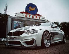 BMW M4 F30 MSL 620 package // Mosselman Turbo Systems