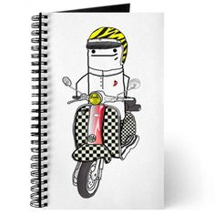 Lambretta Journal Badges, Magnets, Journal, Cartoon, Stickers, Big, Cards, Badge, Journal Entries