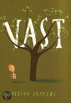 Vast. Een mooi prentenboek over Sam die hemel en aarde beweegt om zijn vlieger uit de boom te krijgen. Geschreven door Oliver Jeffers