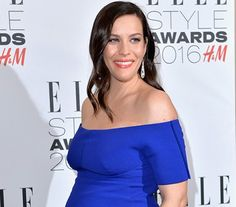 Liv Tyler: l'outfit agli Elle Style Awards