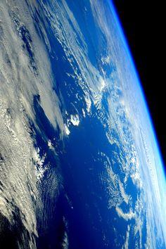 Aleutian Islands - good night from #space! Le Isole Aleutine - buona notte dallo spazio!