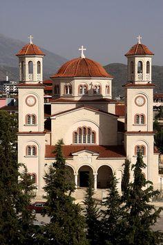 Albania (Berat) Cathedral