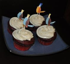 """Allergy friendly cake and """"buttercream"""" icing recipe."""