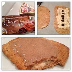 Quest bar Protein Pop Tart! | AMRAP4Life