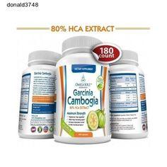 Pure Garcinia Cambogia 80% HCA Pure Extract - Garcinia Cambogia Fat  Weight Loss