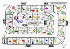 LOS LIBROS QUE ESPERABA: Juegos de mesa para practicar operaciones matemáticas