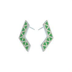 Iso+v+earrings, £80.00