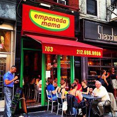 Delicious Empanadas!! get the Belgian Chocolate one. it's sooo freakin good!