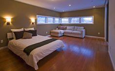 horizontal windows in bedroom - Google Search