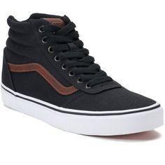 da98317a41 Vans Ward Hi Men s Skate Shoes ( 70) ❤ liked on Polyvore featuring men s  fashion