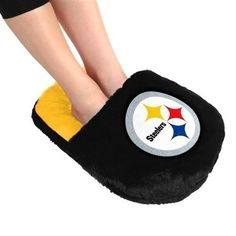 Pittsburgh Steelers Team Foot Pillow