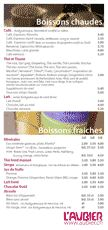 Carte du café Cafe Bio, Ethical Shopping, Restaurants, Restaurant, Diners